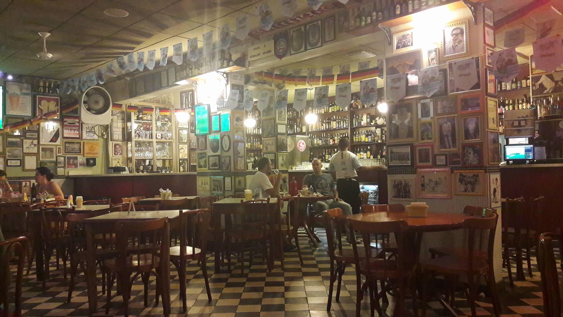 Bar carioca em Goiânia? Sim, é o Glória